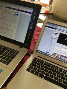 Formation Facebook à distance
